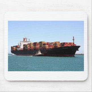 Lastfartyg 1, port Adelaide, södra Australien Musmatta