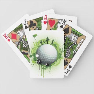 Låt av oss utslagsplatsen för Golf Spelkort