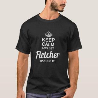 Låt Fletcher behandla det Tee Shirts