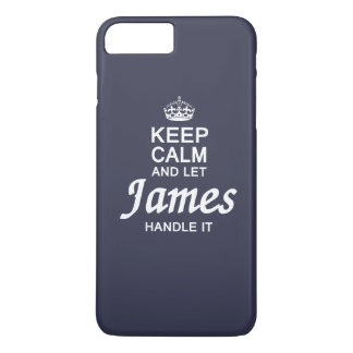 Låt James behandla det!