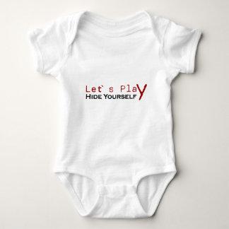 Låt lek för ` s t-shirts