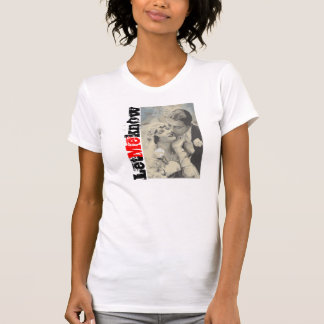 låt mig know-summer-2013 tee shirt