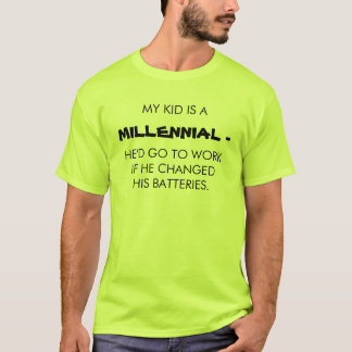 LAT MILLENNIAL TEE