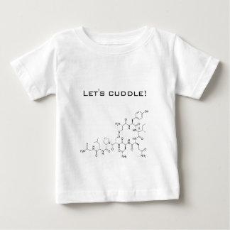 Låt oss kela! Oxytocin Tshirts