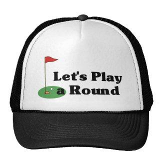 Golf Kepsar