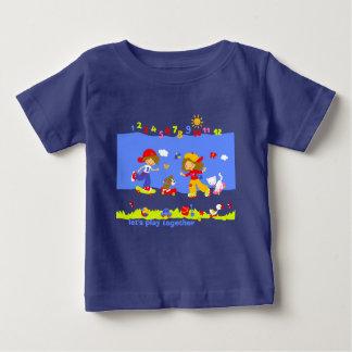Låt oss leka tillsammans-Dräkt Tshirts