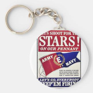Låt oss skjuta för stjärnorna på vår standert nyckelringar