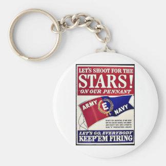 Låt oss skjuta för stjärnorna på vår standert nyckelring