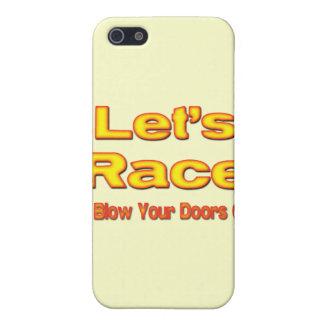 Låt oss tävlingen som jag ska av slaget dina iPhone 5 fodraler