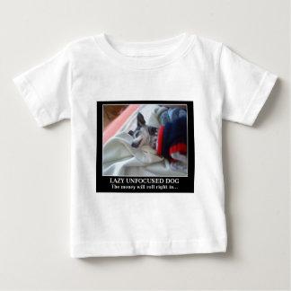 Lat Unfocused hund T-shirt