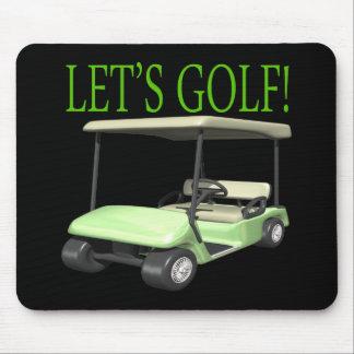 Låter Golf Musmatta
