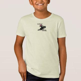 Låter rittflickan tee shirts