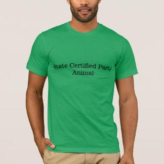 Låtet alla vet att du är fullständigt - tee shirt