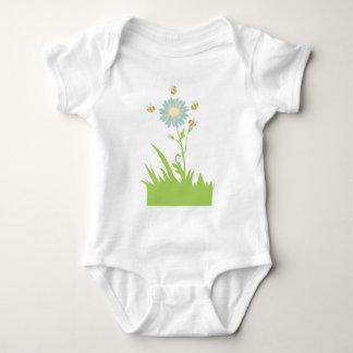 Låtet det bebis för bi (ingen text) tee shirts
