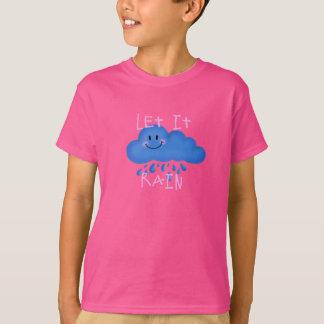 Låtet det regna… tröjor