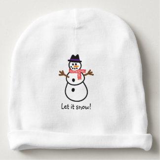 Låtet det snögubbe!