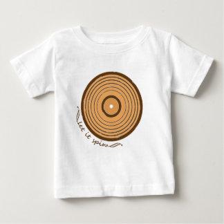 Låtet det snurrande tee shirts