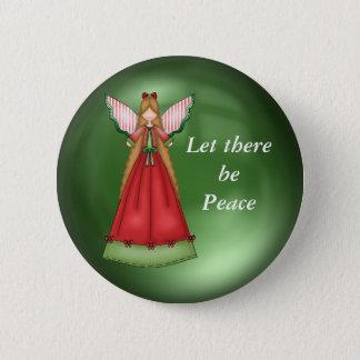 Låtet finns det fred knäppas standard knapp rund 5.7 cm