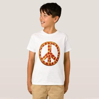 Låtet finns det Pizza på utslagsplats för jordbarn Tröja