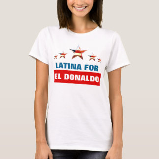 Latina för El Donaldo Tröja
