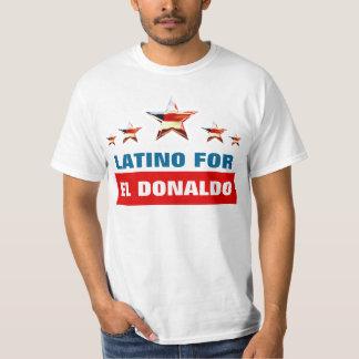 Latino för El Donaldo T-shirt
