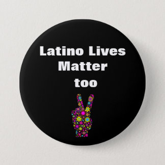 Latinoliv betyder räcker för fredsteckenet knäppas mellanstor knapp rund 7.6 cm