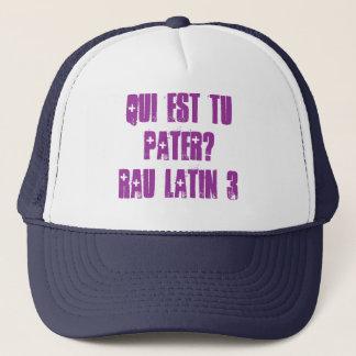 Latinsk hatt keps