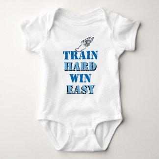 Lätt hård seger för tåg - friidrott tshirts