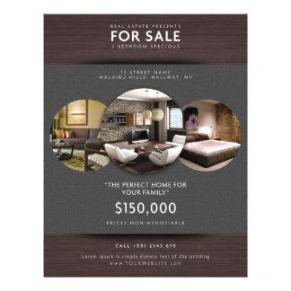 lätt nedladdning för fastighetreklambladmall 300 reklamblad