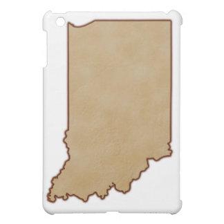 Lättnadskarta av Indiana 2 iPad Mini Mobil Skydd