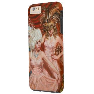 Laura Atkins konst Tough iPhone 6 Plus Fodral