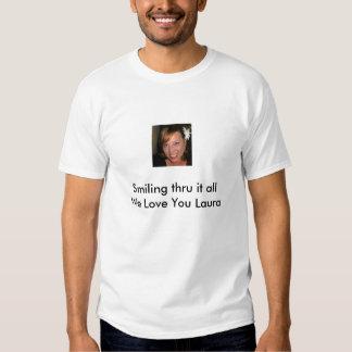 Laura Sherman Fundraiser, t-skjorta T Shirt