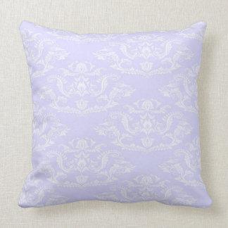 Lavendeldamast kudder/stort kudder kudde