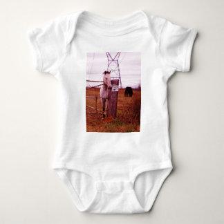 Lavendelhäst för privat egendom tee shirt