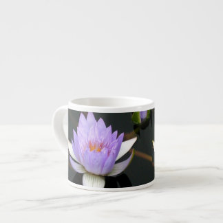 Lavendelnäckros Espressomugg