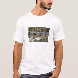 Lawrence Alma Tadema blåklockor T-shirts