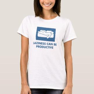 Laziness kan vara produktiv. (Kvinnor) T Shirts