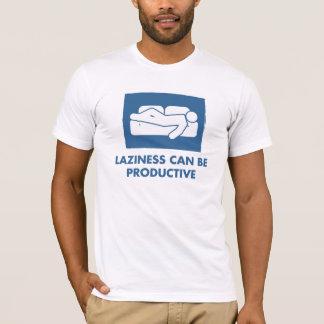 Laziness kan vara produktiv. (Manar) Tee Shirts