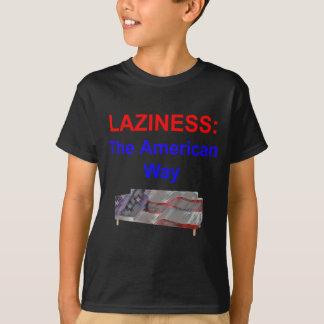 Laziness T-shirt