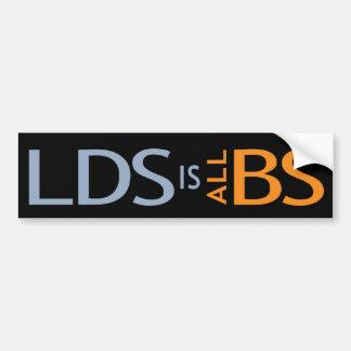 LDS är all BS-bildekal Bildekal