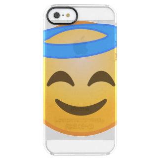 Le ängeln Emoji Clear iPhone SE/5/5s Skal