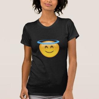 Le ansikte med glorian Emoji Tshirts