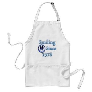 Le efter 1978 förkläde