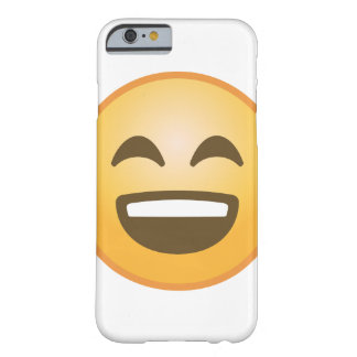 Le Emoji Barely There iPhone 6 Fodral
