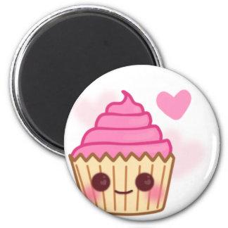 Le för födelsedagMuffin Magnet