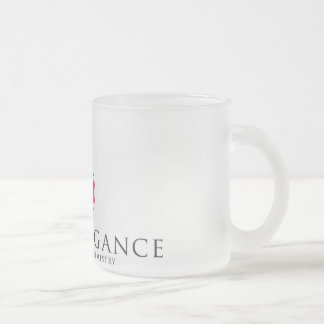LE Frostad Dryck Mug. Frostad Glas Mugg