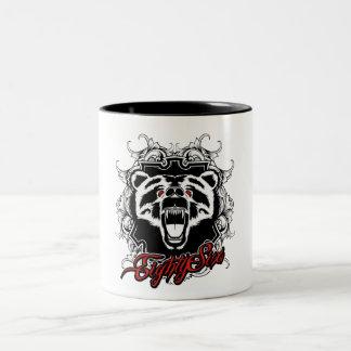 Le Grizzly Två-Tonad Mugg