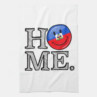 Le haitier flaggainflyttningsfest kökshandduk