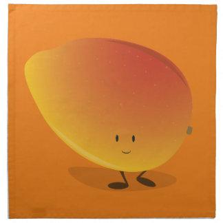 Le mangoteckenet tygservett