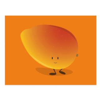 Le mangoteckenet vykort